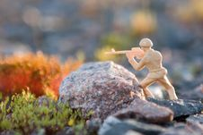 Free Toy Soldier Stock Photo - 6427150