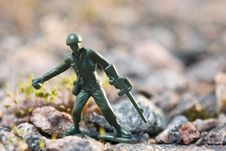 Free Toy Soldier Stock Photography - 6427202