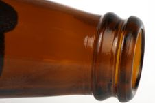 Free Beer Bottle Top Macro 1 Stock Image - 6427231