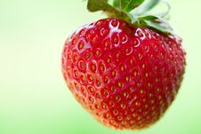 Free Delicious Strawberry Stock Image - 6429421