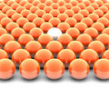 Free Orange Spheres Royalty Free Stock Images - 6430569