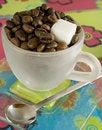 Free Happy Coffee Royalty Free Stock Image - 6433726