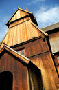 Free Wood Church Royalty Free Stock Photography - 6433727