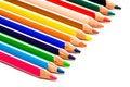 Free Beautiful Color Pencils Stock Photos - 6434613