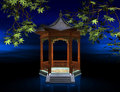 Free Oriental Pavilion Stock Images - 6438304