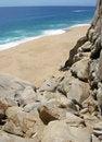 Free Cabo San Lucas Beach Royalty Free Stock Photography - 6439477