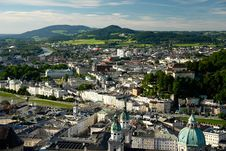 Free Salzburg Stock Image - 6430351
