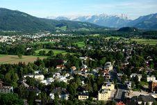 Free Salzburg Royalty Free Stock Image - 6430356