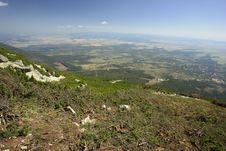 Free Mountains Royalty Free Stock Photo - 6430655