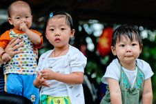 Free Chinese Children Stock Images - 6431074
