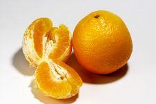 Free Orange Stock Photography - 6431162