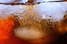 Free Drink With Ice Cube Stock Photo - 6431490