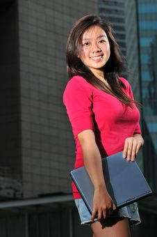 Asian Girl 12 Royalty Free Stock Images
