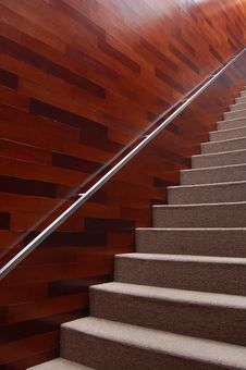 Free Stairway Royalty Free Stock Images - 6431799