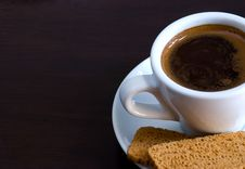 Free Cup Of Cyprus Coffee Stock Photos - 6432273