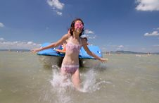 Free Splash Royalty Free Stock Photography - 6432497