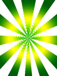 Free Abstract Green Yellow Background Royalty Free Stock Photography - 6432837