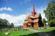 Free Wood Church Stock Photo - 6433440