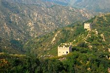Free The Great Wall Stock Photos - 6433713