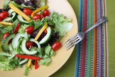 Free Salad Royalty Free Stock Images - 6434249