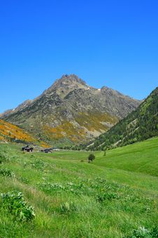 Free Vall D Incles (Andorra) Royalty Free Stock Image - 6434696