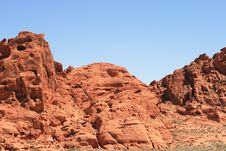 Free Valley Of Fire Stock Photography - 6434922