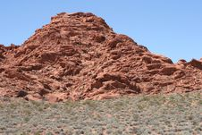 Free Valley Of Fire Stock Image - 6434931