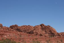 Free Valley Of Fire Royalty Free Stock Photos - 6434998