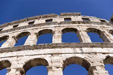 Free Colosseum Stock Image - 6435011