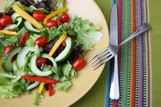 Free Salad Stock Images - 6435164