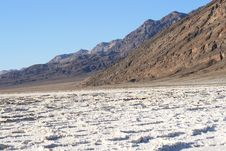 Free Badwater, Death Valley Stock Photo - 6435290