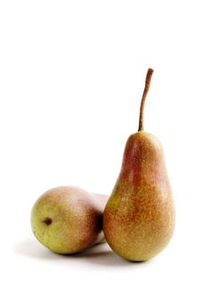 Appetizing Pears Stock Photography