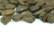 Free Cinnamon And Coffee Beans Stock Images - 6435464