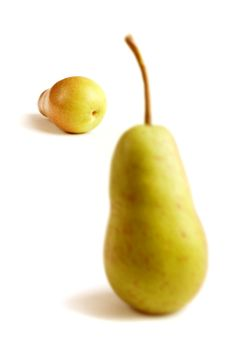 Free Appetizing Pears Royalty Free Stock Photos - 6435548