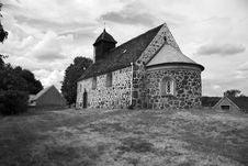 Free Church Kleinmarzehns Stock Photography - 6435672