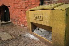 Free A Bit Of Salt Royalty Free Stock Image - 6436696