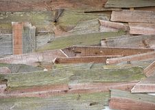 Free Detail Of Old Shed Stock Image - 6436801