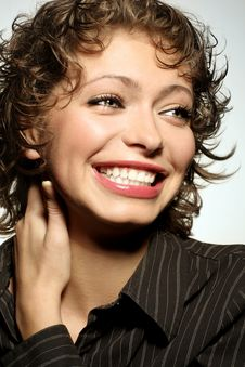 Free Smiling Woman Stock Photos - 6438593
