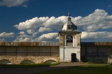 Free Cloister Fortified Wall Stock Photos - 6438603