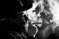 Free Clubs Of Smoke Stock Photos - 6438983