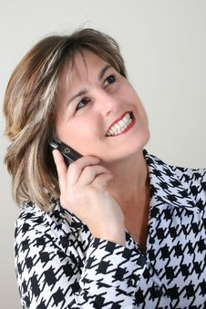 Free Beautiful Business Woman Stock Photos - 6439403