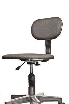 Free Office Chair Isolated Stock Photo - 6439500
