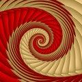 Free Spiraling Plumage Stock Images - 6445304