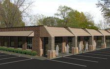 Free Retail Center Royalty Free Stock Photo - 6440205