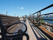 Free Liberty State Park Royalty Free Stock Photography - 6440677