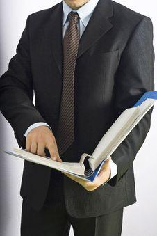 Free Businessman Stock Image - 6440731