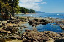 Free On The Sea Coast Stock Images - 6440974