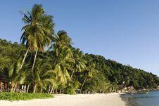 Free Paradise Island Stock Images - 6442114