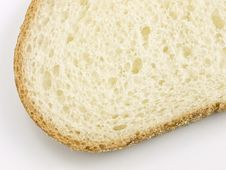Free Slice Of Bread Top View Close Up Royalty Free Stock Images - 6442469