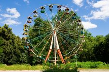 Free Ferris Wheel Royalty Free Stock Images - 6442559